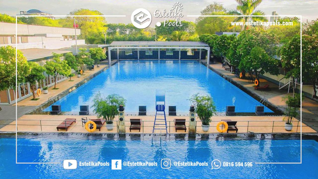 Kolam Renang Graha Residence Surabaya