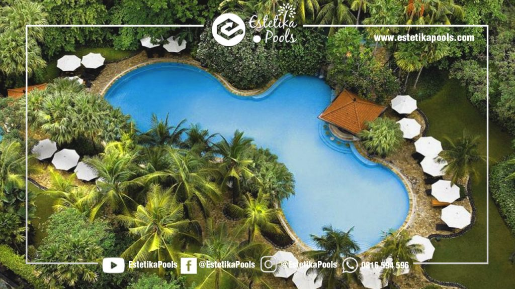 Kolam Renang Terbaik Hotel Surabaya