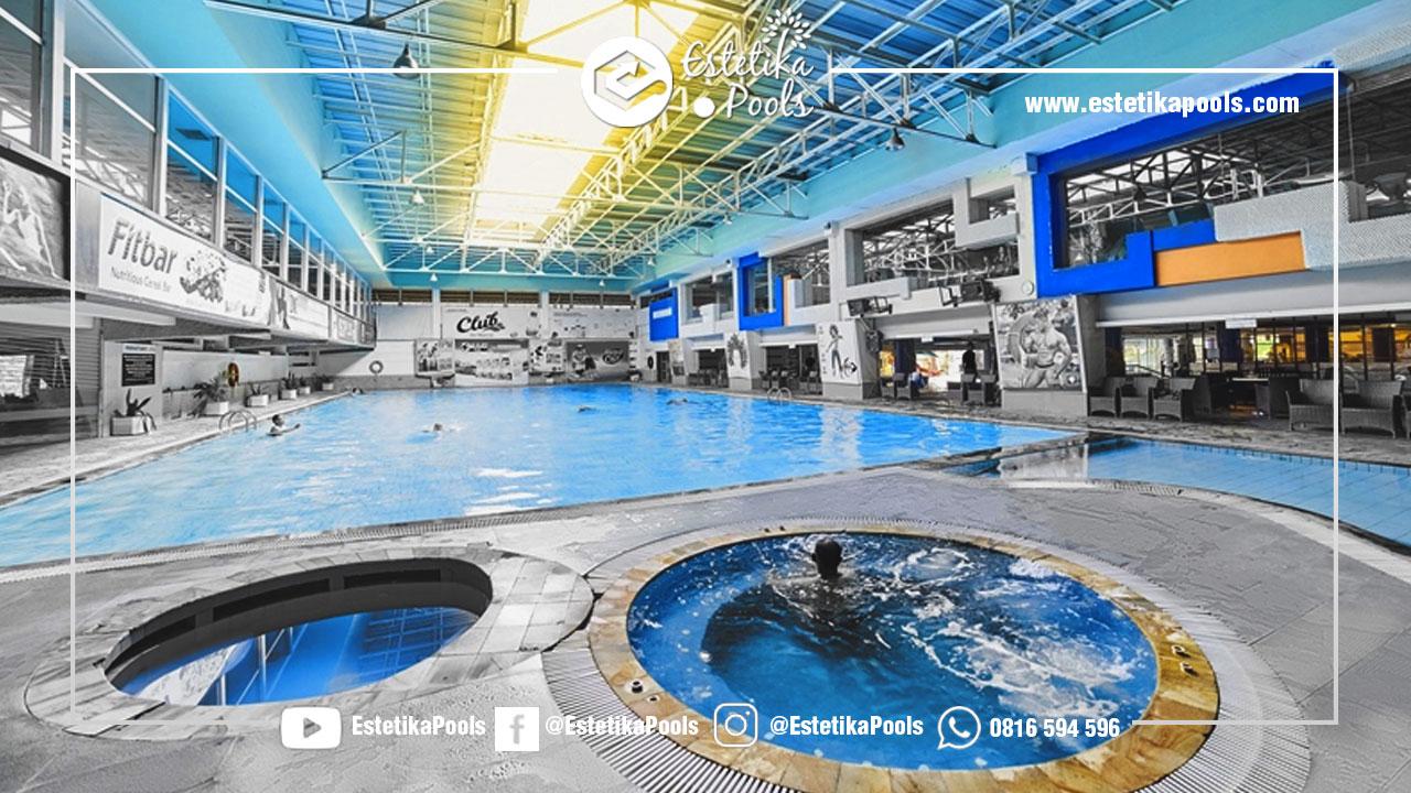 kolam renang atlas sport club surabaya