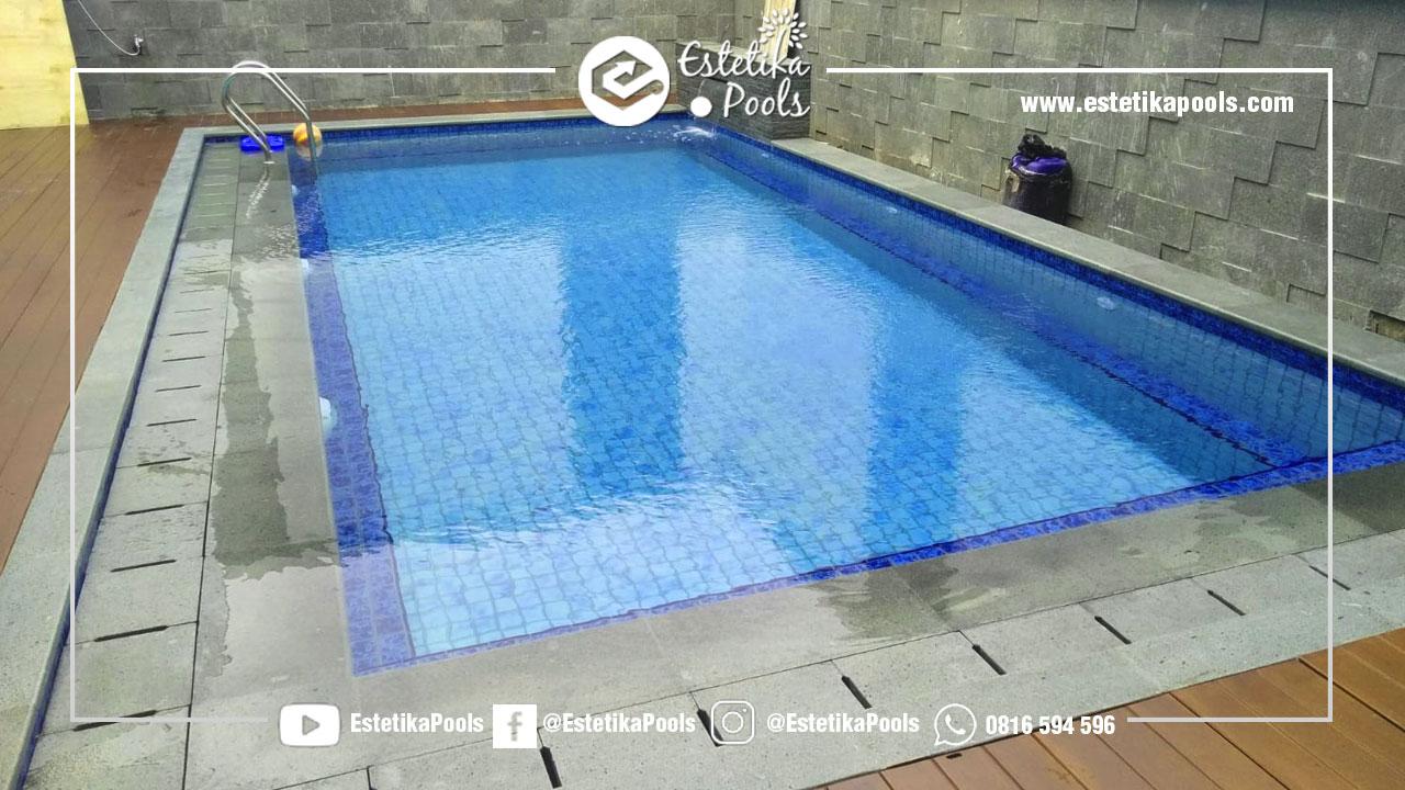 Hasil Water Treatment Kolam Renang